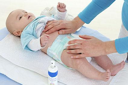 Des produits bébés aux substances dangereuses?