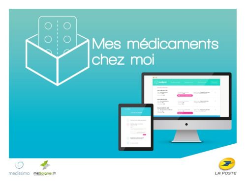 MesMedicamentsChezMoi.com, un nouveau service dans le monde de la pharmacie