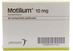 Motilium (Dompéridone) : le point sur ce médicament, largement commenté par les médias