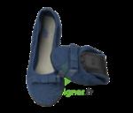Scholl Pocket Ballerina Denim T39/40