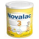 Novalac 3 Croissance lait en poudre 800g