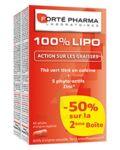 100% LIPO FORTE PHARMA GELULES x 2