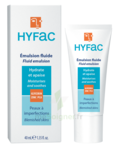 HYFAC EMULSION FLUIDE, tube 40 ml