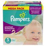 PAMPERS ACTIVE FIT T5 MEGA PACK 68