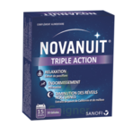 NOVANUIT Triple action Gélules B/30