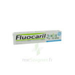 Fluocaril Junior Gel dentifrice Bubble 6/12ans 75ml