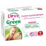 Love&Green Couches Jetables hypoallergéniques T4