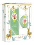 Roger & Gallet Coffret Feuille de Figuier Eau Parfumée Bienfaisante 100 ml + Savon Parfumé Feuille de Figuier 100 g