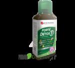 Forte Détox 5 Organes Solution buvable 500ml