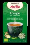 Yogi Tea Thé énergie du thé vert bio 17 Sachets
