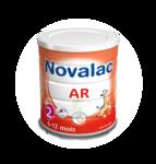 Novalac AR 2 Lait poudre antirégurgitation 2ème âge 800g