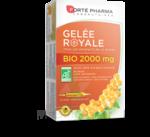 Forte Pharma Gelée royale bio 2000 mg Solution buvable 20 Ampoules/15ml