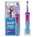 Oral B Kids Stages Power Brosse dents électrique Reine des Neiges