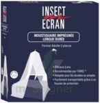 Insect Ecran Moustiquaire imprégnée 2 places Adulte
