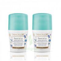 Sanoflore Déodorant pureté de Lin 2Roll-on/50ml
