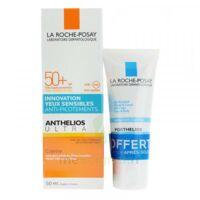 ANTHELIOS SPF50+ Crème hydratante avec parfum T pompe/50ml+mini Posthelios