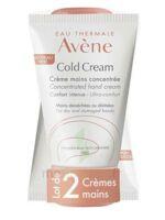 Avène Eau Thermale Cold Cream Duo Crème mains 2x50ml