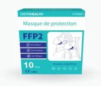 Masques FFP2 boîte de 10