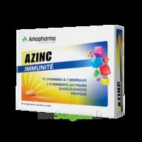 Azinc Immunité Tri couches Comprimés B/30
