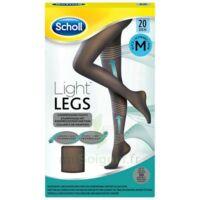 Scholl Light Legs™ Collants 20D Noir L