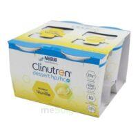 CLINUTREN DESSERT 2.0 KCAL NUTRIMENT VANILLE 4CUPS/200G