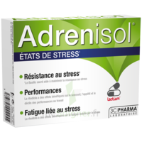 ADRENISOL Gélules état de stress B/30