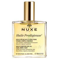 Huile prodigieuse®- huile sèche multi-fonctions visage, corps, cheveux 100ml