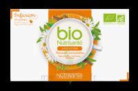 Nutrisanté Infusions Bio Tisane Digestion 20 Sachets