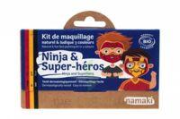 Kit 3 couleurs Ninja & Super-héros