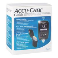 Accu-Chek Guide Lecteur de glycémie mg/dl Set