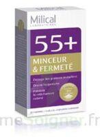 MILICAL 55+ MINCEUR & FERMETE, 28 comprimés + 14 gélules