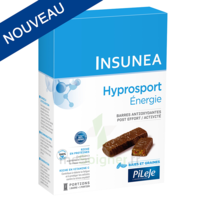 Pileje Insunea Hyprosport Énergie 7 barres de 45g