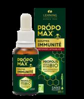 Lehning Propomax Immunité Propolis verte Bio Extrait Sans alcool Fl/30ml