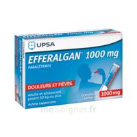 Efferalgan 1g Cappuccino granules 8 sachets