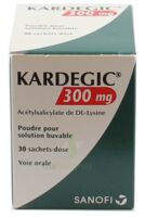 KARDEGIC 300 mg, poudre pour solution buvable en sachet