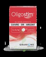 OLIGOSTIM Cuivre Or Argent Cpr subl T/40