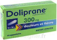 DOLIPRANE 300 mg Suppositoires 2Plq/5 (10)