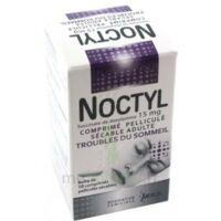 NOCTYL 15 mg, comprimé pelliculé sécable
