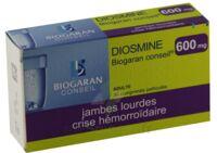 DIOSMINE BIOGARAN CONSEIL 600 mg, comprimé pelliculé