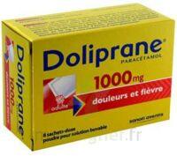 DOLIPRANE 1000 mg Poudre pour solution buvable en sachet-dose B/8