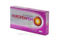 NUROFENFEM 400 mg, comprimé pelliculé