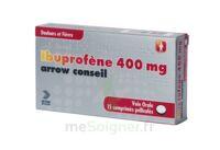 IBUPROFENE ARROW CONSEIL 400 mg, comprimé pelliculé