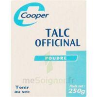 COOPER TALC, bt 250 g