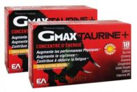 Gmax-taurine+ Solution Buvable 2b/30 Ampoules/2ml