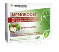 Memoboost Ginkgo + Bacopa Gélules B/30