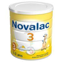 NOVALAC 3 Lait de croissance B/800g