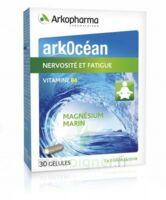 Arkocean Magnesium Marin Vitamine B6 Gélules nervosité fatigue B/30