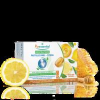 Puressentiel Respiratoire Pastilles Respiratoire Gorge Miel-Citron - 18 pastilles