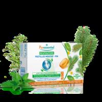 Puressentiel Respiratoire Pastilles Respiratoire Gorge Menthe-Pin - 18 pastilles