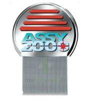 Assy 2000 Peigne antipoux et lente